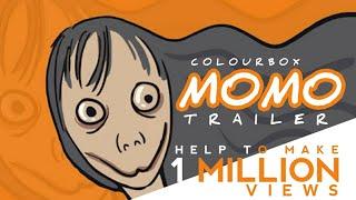 Momo trailer - The Social Virus - Horror movie trailer