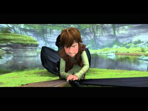 How To Train Your Dragon - &quot;Accidental Flight&quot; Clip