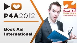 Project for Awesome 2012: Book Aid International