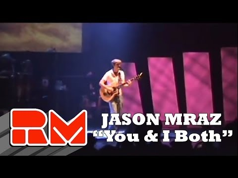 Jason Mraz - You and I Both (Live Concert)