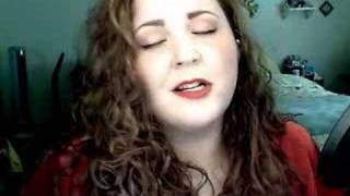 Think of Me (Phantom of the Opera) - sung by Elisha Jordan