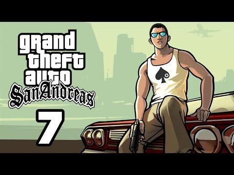GTA San Andreas HD | Let's Play en Español | Capítulo 7