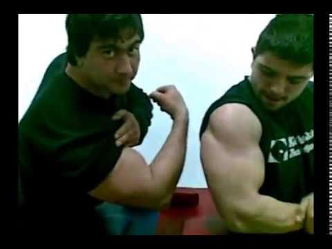 Armwrestling treining