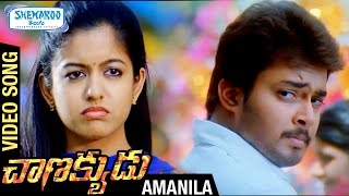 Amanila Full Video Song - Chanakyudu