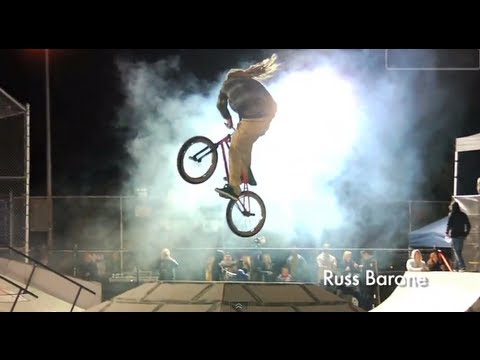 BMX riders RIP up Brooklyn - Red Bull Trick or Treat 2011 Teaser