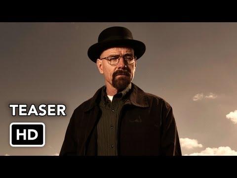 Breaking Bad Season 5 (Final Episodes) Teaser: Ozymandias