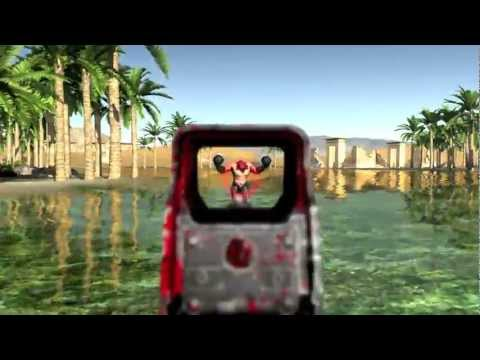 Serious Sam 3: BFE - Blood and Gore