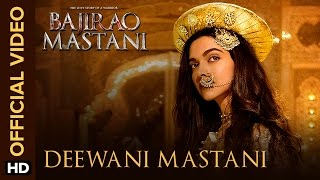'Deewani Mastani' Video Song - Bajirao Mastani