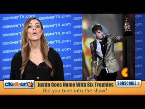 Justin Bieber Dominates 2011 Billboard Music Awards