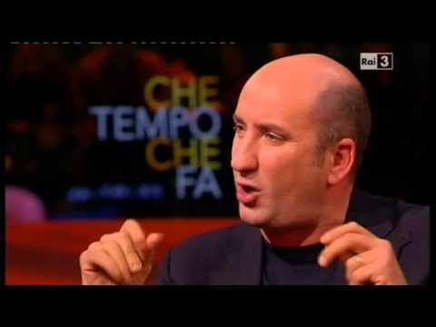 Che tempo che fa - Antonio Albanese  09/12/2012