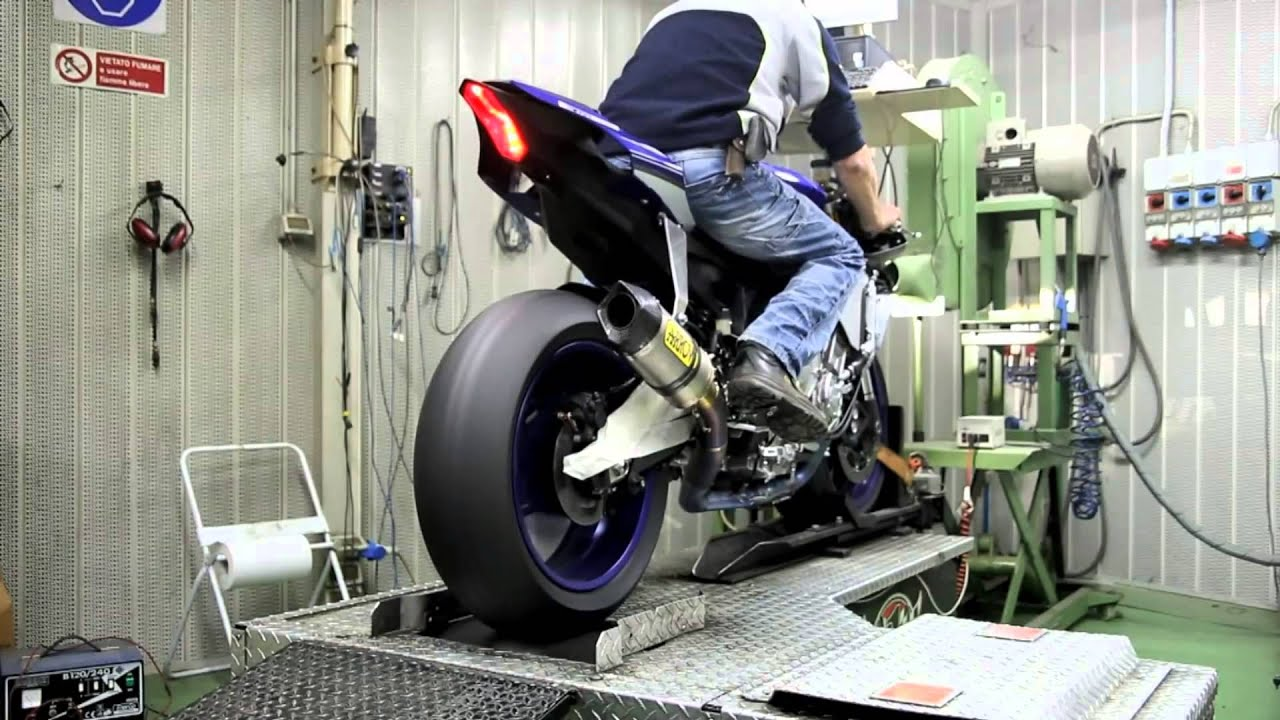 Yamaha R1 2015 Arrow Exhaust