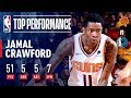 Jamal Crawford's MUST-SEE 51 Point Performance At Age 39 | April 9, 2019