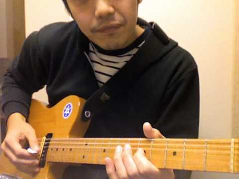 Blues Funkギター講座 ペンタトニックスケール(1)