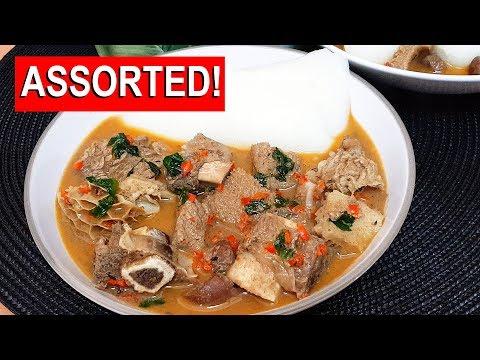 Nigerian Assorted Meat Pepper Soup | All Nigerian Recipes