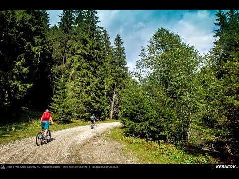 VIDEOCLIP Traseu MTB Azuga - Valea Azugii - Pasul Azuga - Valea Garcinului - Sacele - Brasov