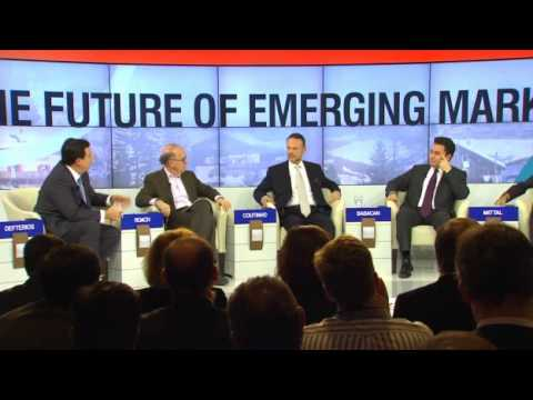 Davos 2012 - CNN Debate - Can Emerging Markets Deliver Global Growth