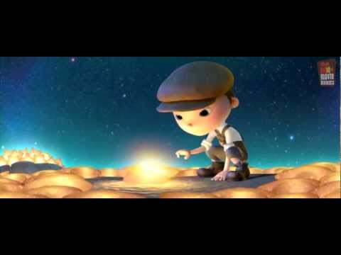 La Luna | First Look OFFICIAL clip (2012) Disney PIXAR Brave Merida