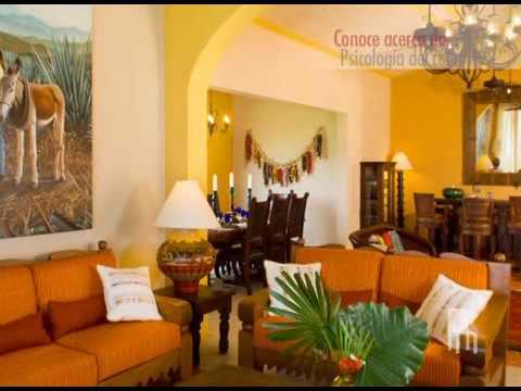 """Nuestras Casas: """"Psicologia del color"""""""