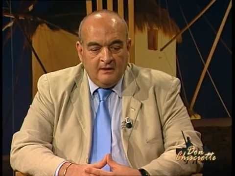 Massimo Montinari a Don Chisciotte 2012