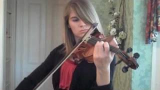 Kingdom Hearts II Roxas' Theme Violin