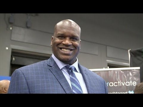 Shaquille O'Neal: The Self-Professed Tech Geek (Technology)  3/10/14