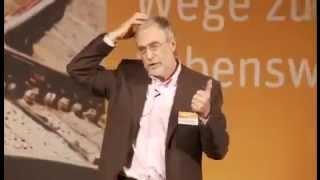Rücksichtslosigkeit Anerzogen Prof Dr Gerald Hüther Vortrag 2012