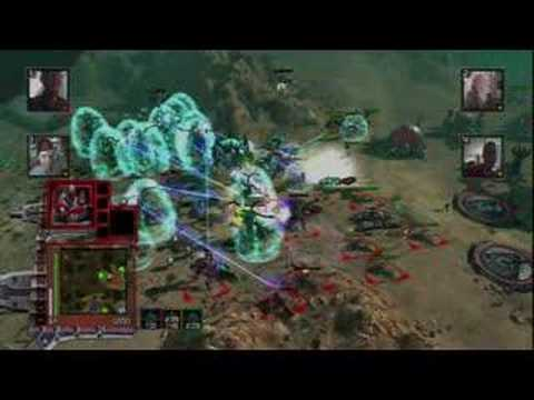 Command & Conquer 3 : Kane's Wrath Xbox 360 Trailer from EA