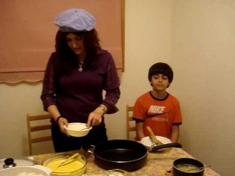 Iranian Food - Tahchin