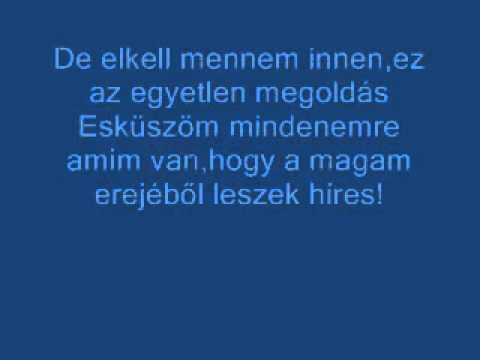 Eminem 8 mile (8mérföld) magyar felirattal