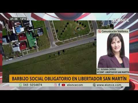 Localidad entrerriana dispone uso obligatorio del
