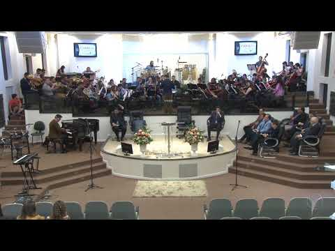 Orquestra Sinfônica Celebração - Maravilhosa graça - 15 04 2018