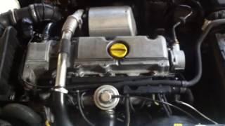 ДВС (Двигатель) в сборе Opel Astra G Артикул 50966976 - Видео