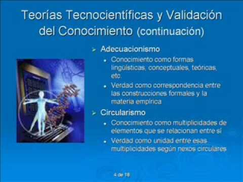 Origen y Validez del Conocimiento Tecnocientfico primera parte.WMV