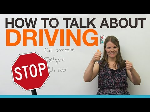 10 Common Driving Expressions - UCVBErcpqaokOf4fI5j73K_w