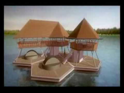 Ciudades Flotantes - Hacia un Desarrollo Sostenible en la Amazonía