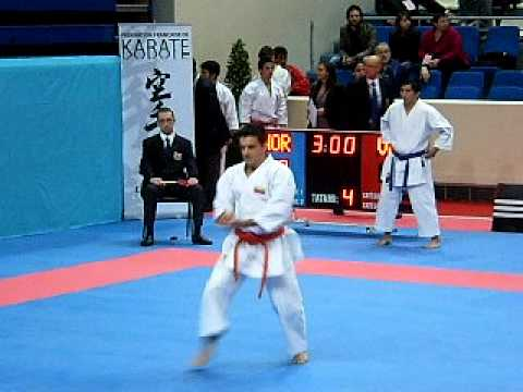 Antonio Diaz - Paris Open 2011 - Kata Seienchin