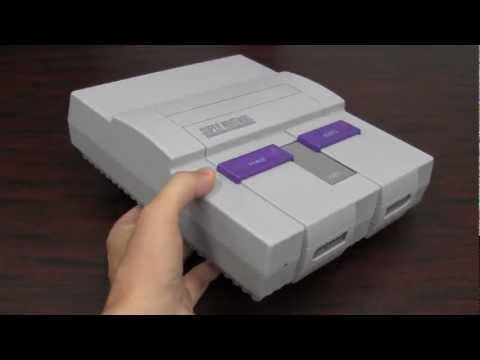 CGRundertow SUPER NINTENDO SNS-001 Video Game Console Review