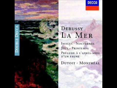 Dutoit/Montreal - Debussy: Images - Rondes de printemps
