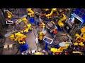 Фрагмент с начала видео Так собирают Ваш Opel Insignia. Assembling Your car Opel Insignia