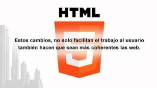 Para que sirve el html5 | SEO Noticias