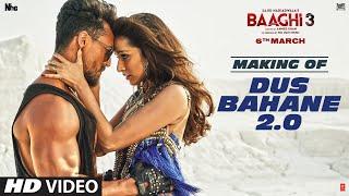 Making of Dus Bahane 2.0 | Baaghi 3