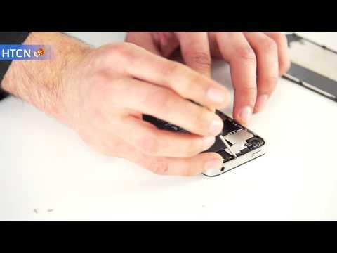 Remplacement caméra arrière iPhone 4S. Réparation appareil photo