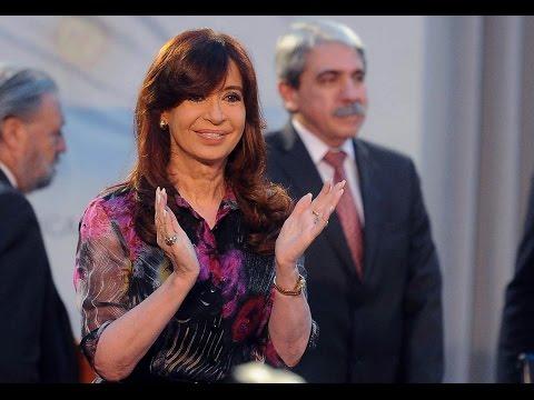 <b>Ayuda a productores.</b> Cristina anunci� programa de est�mulo.