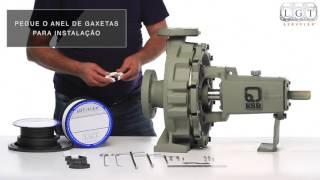 Kit Saca Gaxetas LGT-FLEX