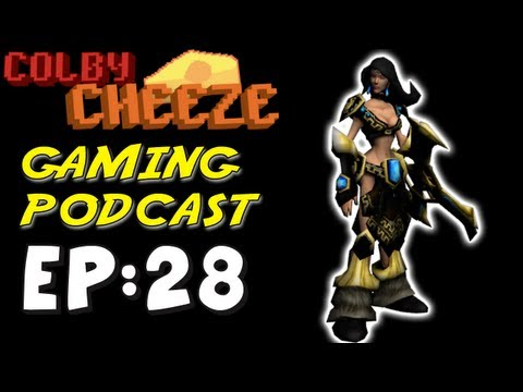 ColbyCheeZe Gaming Podcast - EP 28 - New Channel, LoL Change Discussions, Diablo 3 News