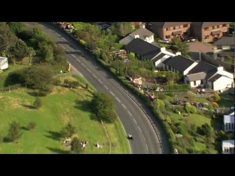 How to out run a helicopter on a GSXR 1000 Superbike by Guy Martin