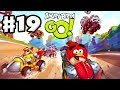 Angry Birds Go! Gameplay Walkthrough Part 19 - Falling and Challenges! Air (iOS, Android)