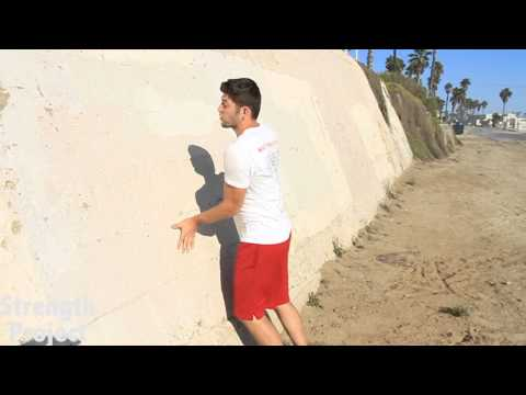 How to do a wallspin- wall spin tutorial freerunning parkour