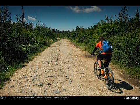 VIDEOCLIP Traseu cu bicicleta Floresti Prahova - Moreni - I.L. Caragiale - Ratoaia - Moara Noua - Titu