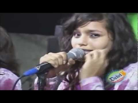 Corazon Serrano - Ven a mi Primicia 2011 - 2012 [ Video HD En ViVo ]